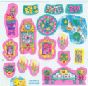 Les planches de stickers et notices des playsets Scan0010