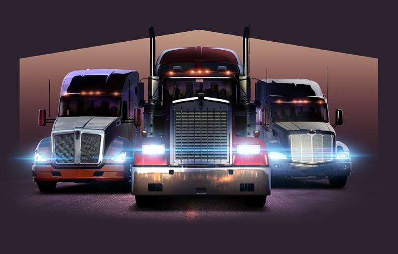 Simulatore di camion american - American Truck Simulator  110