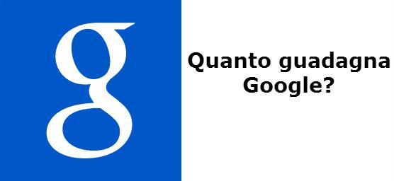 Quanto guadagna Google al secondo? Guadag10