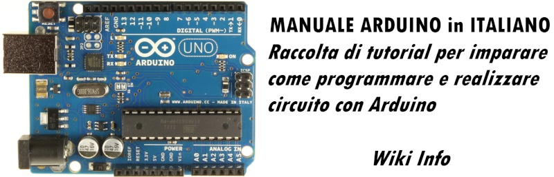 Manuale Arduino in italiano gratuito Manual10