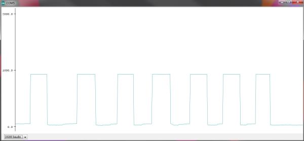 IDE Arduino per programmare la scheda Plotte10