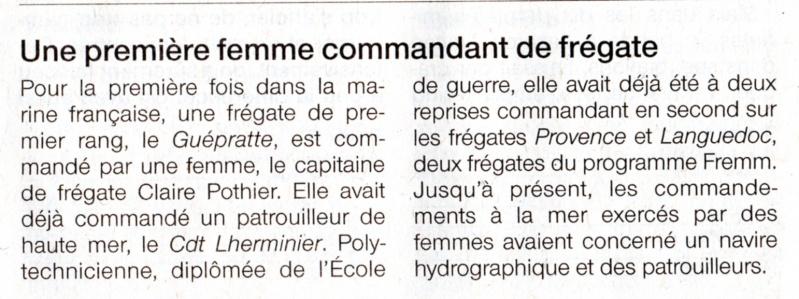 GUEPRATTE   F714 (FREGATE) - Page 2 Ouest-10