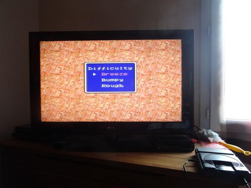 Mes réalisations: PC Engine Megaman (custom PCB par Ichigo) Dsc02015
