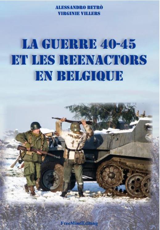 Quelques photos de l'Asbl Ardennes 505PIR dans un nouveau livre  110