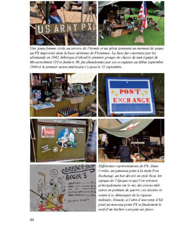 Quelques photos de l'Asbl Ardennes 505PIR dans un nouveau livre  210