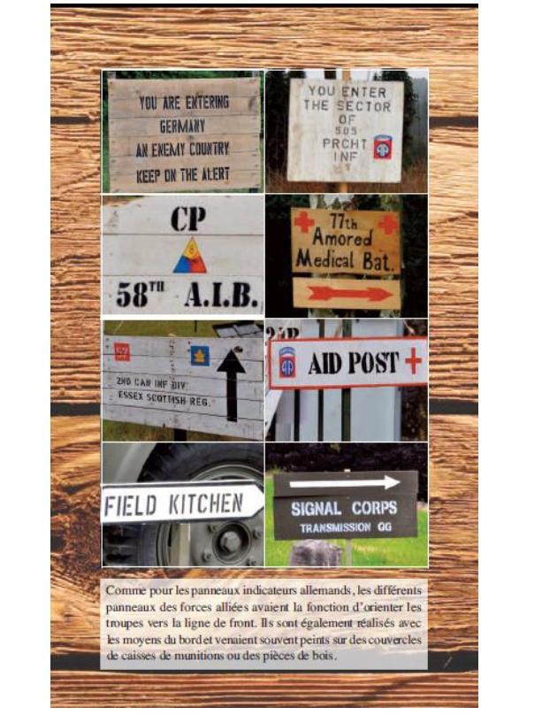 Quelques photos de l'Asbl Ardennes 505PIR dans un nouveau livre  310