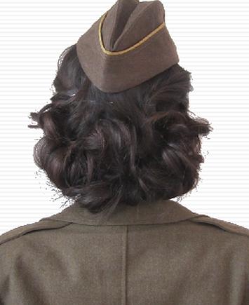 Tenues de sortie, tenues de combat, nurse des WACS 8e723219