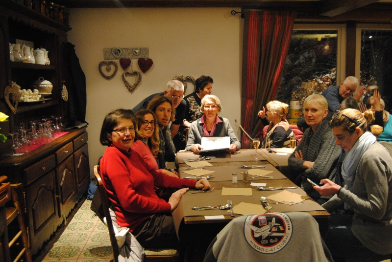 Rencontre avec le vétéran Henri Smith 16 janvier 2016 + repas au soir Dsc_0311