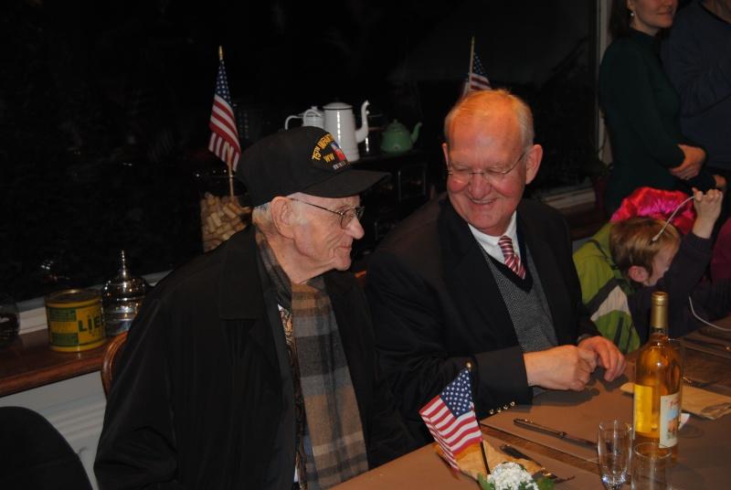 Rencontre avec le vétéran Henri Smith 16 janvier 2016 + repas au soir Dsc_0314