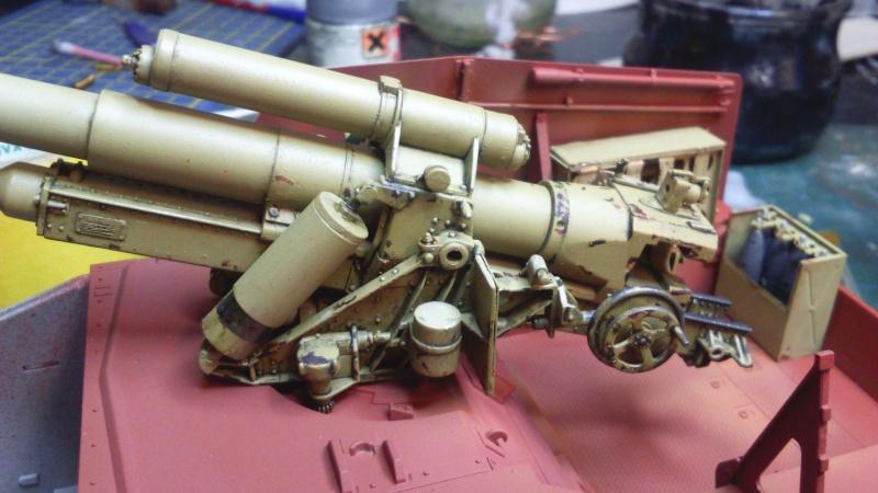 Sd.Kfz. 165 Hummel (1/35° Dragon + amélioration) [montage en cours] Dsc_0211