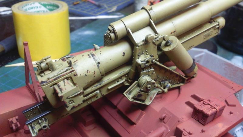 Sd.Kfz. 165 Hummel (1/35° Dragon + amélioration) [montage en cours] Dsc_0214