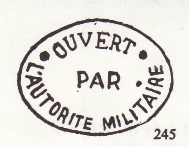 Censures des Etablissements Français dans l'Inde (EFI) pendant la 2° G.M. 60015_11