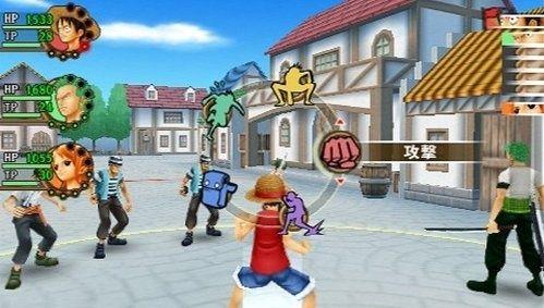 One Piece Romance Dawn[Mega][USA] Image110