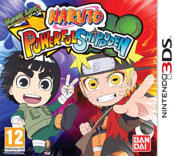 Naruto: Powerful Shippuden[mega][usa] Naruto10