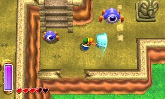 The Legend of Zelda: A Link Between Worlds [Mega][USA] Slide010