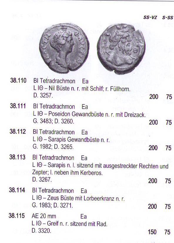 Faustine II d'Alexandrie - Tétradrachme ou Diobole ? Chut10