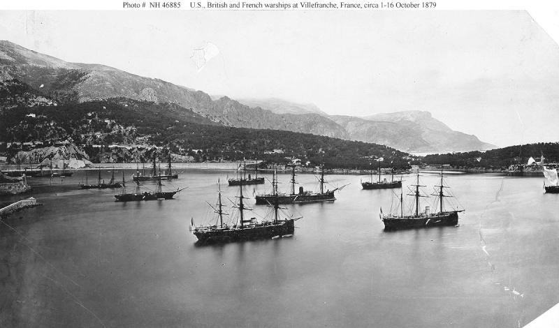 VILLEFRANCHE sur MER Patrimoine historique et  maritime 1879_110