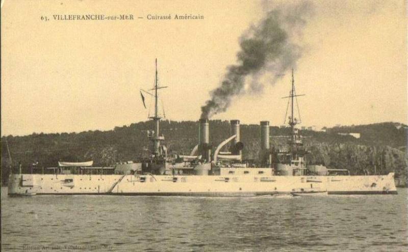 VILLEFRANCHE sur MER Patrimoine historique et  maritime 1909_110