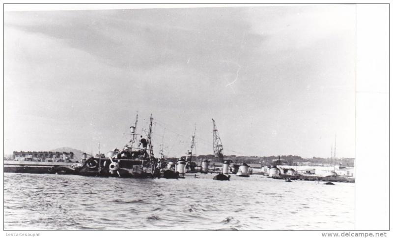 Sabordage de Toulon en photos - Page 2 1942_136