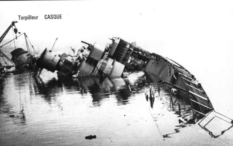 Sabordage de Toulon en photos - Page 2 1942_145