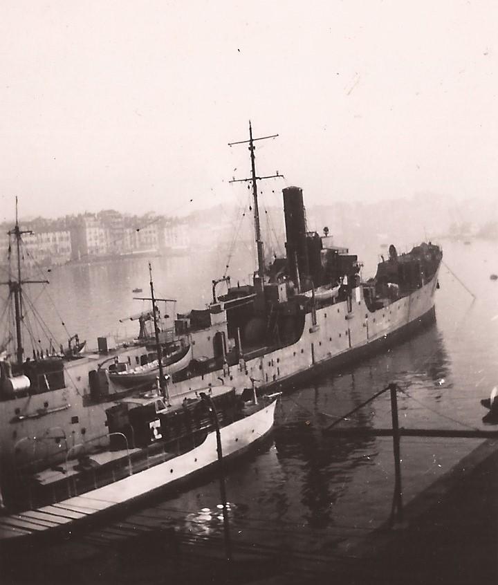 Sabordage de Toulon en photos - Page 2 1942_152