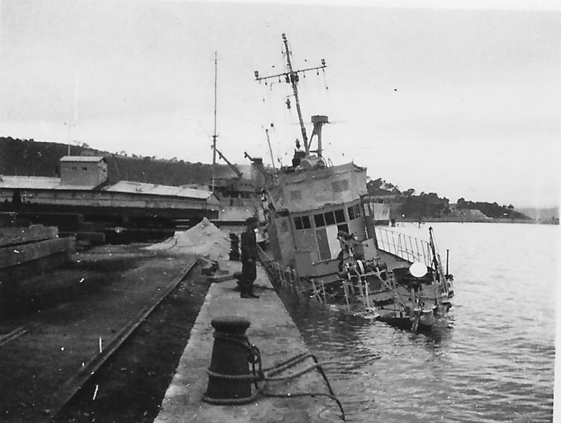 Sabordage de Toulon en photos - Page 2 1942_155