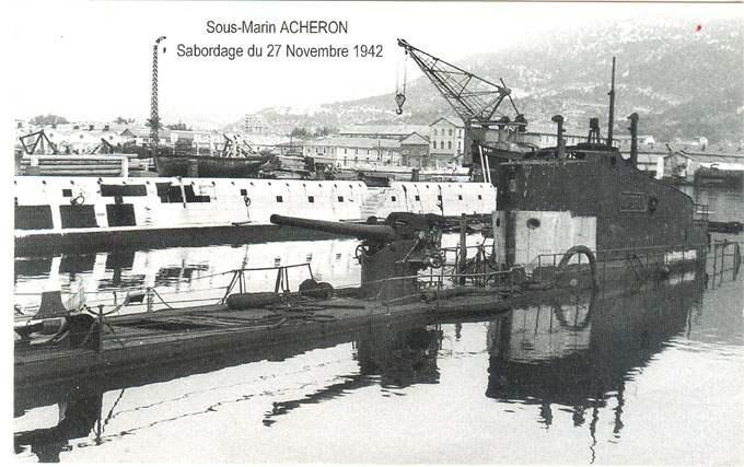 Sabordage de Toulon en photos - Page 2 1943_111
