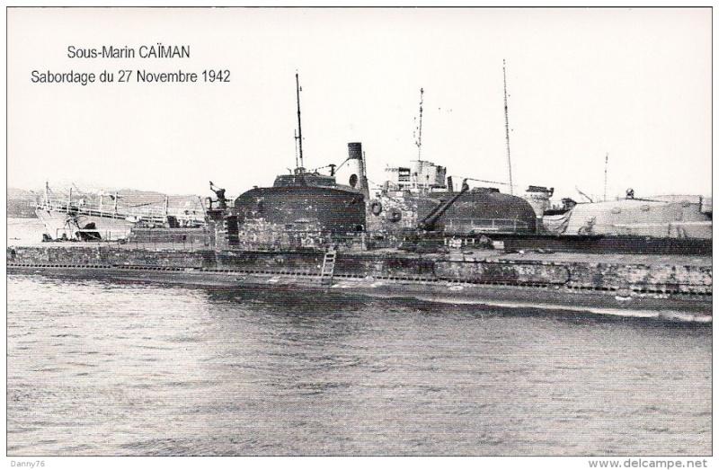 Sabordage de Toulon en photos - Page 2 1943_412