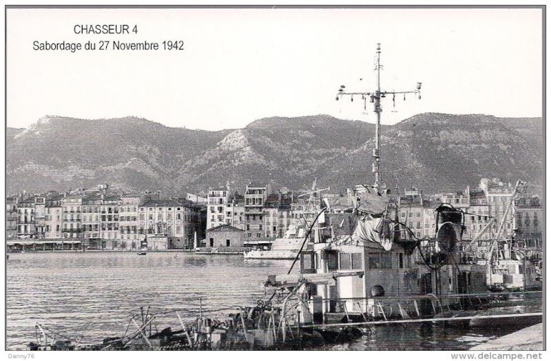 Sabordage de Toulon en photos - Page 2 1943_511
