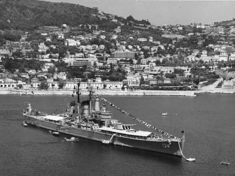 VILLEFRANCHE sur MER Patrimoine historique et  maritime 1959_710