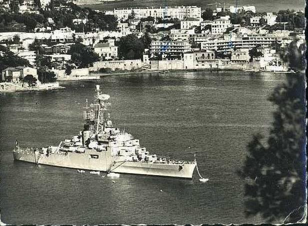 VILLEFRANCHE sur MER Patrimoine historique et  maritime 1965_c11