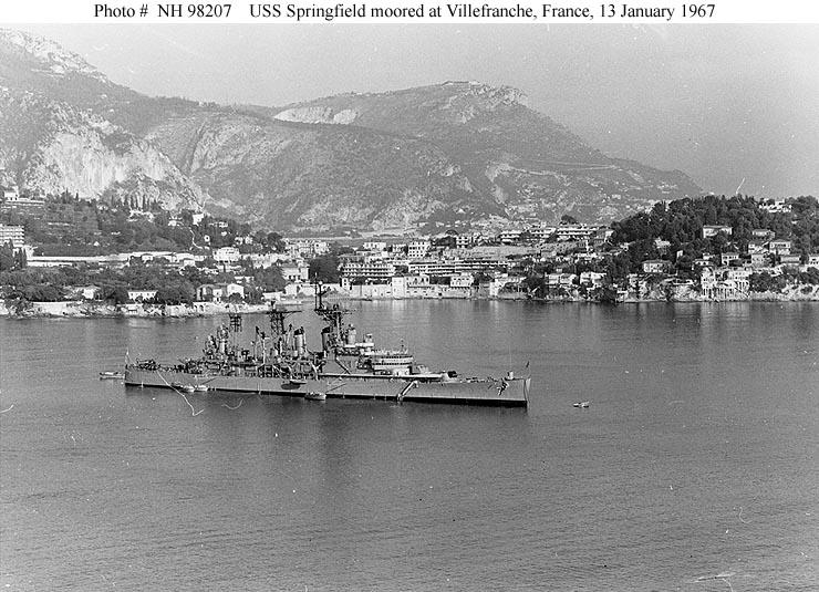 VILLEFRANCHE sur MER Patrimoine historique et  maritime 1967_111