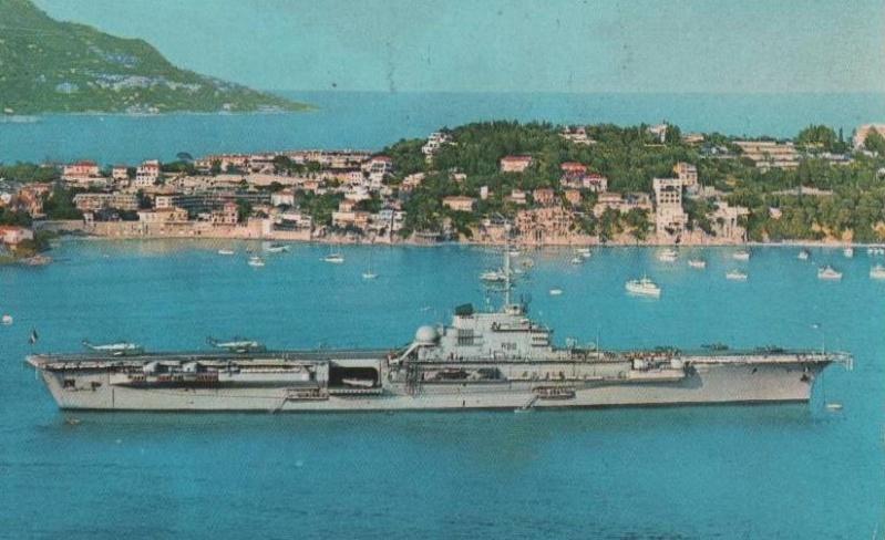VILLEFRANCHE sur MER Patrimoine historique et  maritime 1976_710