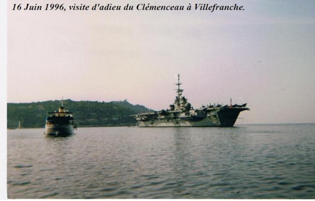 VILLEFRANCHE sur MER Patrimoine historique et  maritime 1996_610