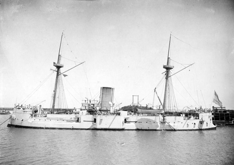 Marine argentine Almira12
