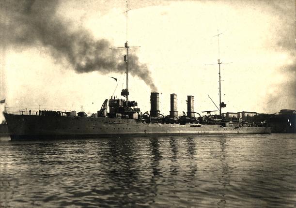 Croiseurs italiens Ancona11