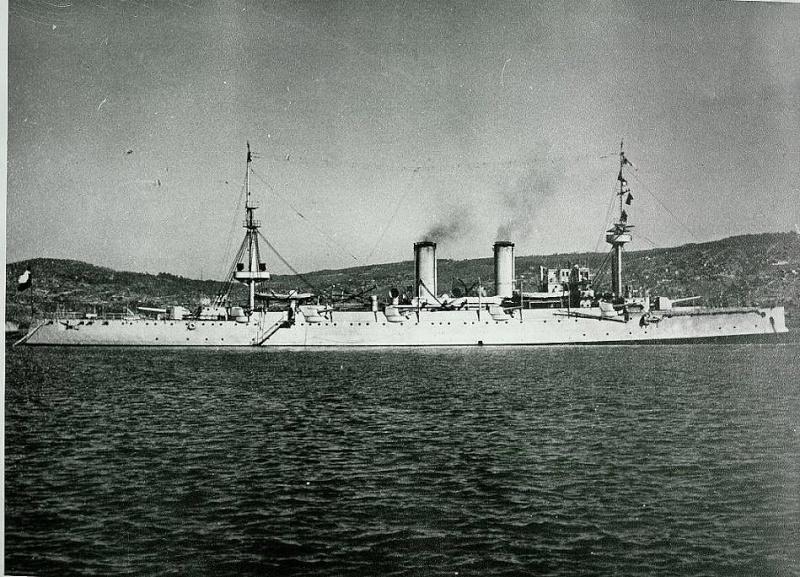 Marine chilienne Blanco12