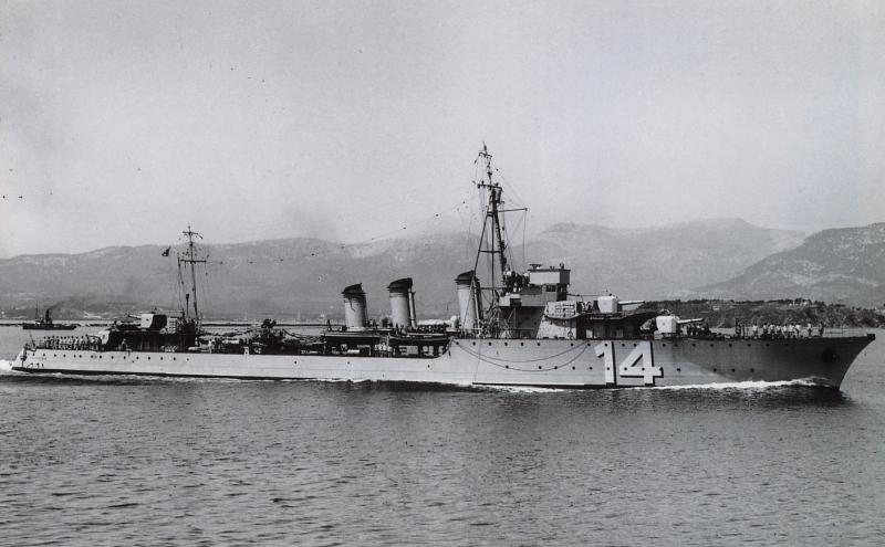 Les torpilleurs français Bourra12