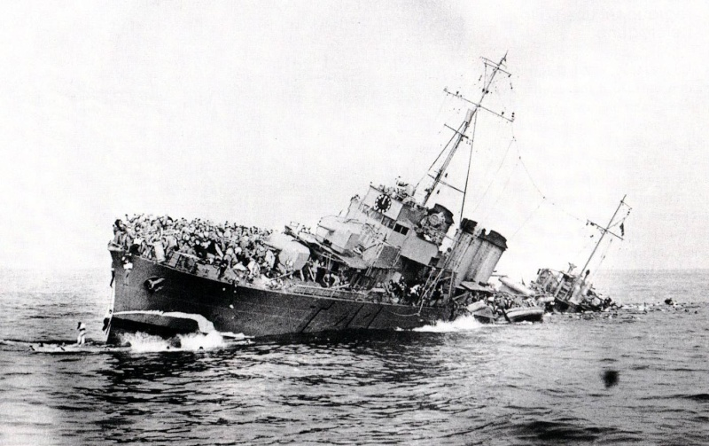 Les torpilleurs français Bourra13