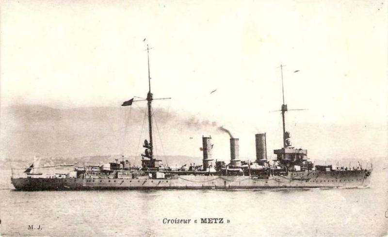 Croiseurs allemands - Page 2 Metz_e10