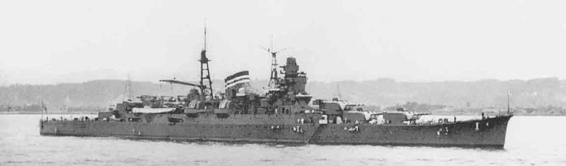 Croiseurs japonais - Page 2 Mikuma10