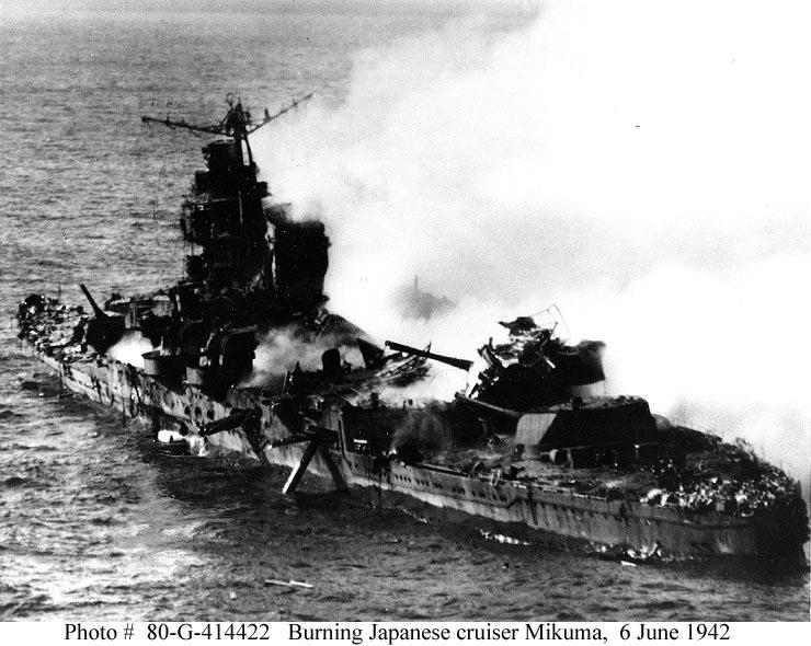 Croiseurs japonais - Page 2 Mikuma13