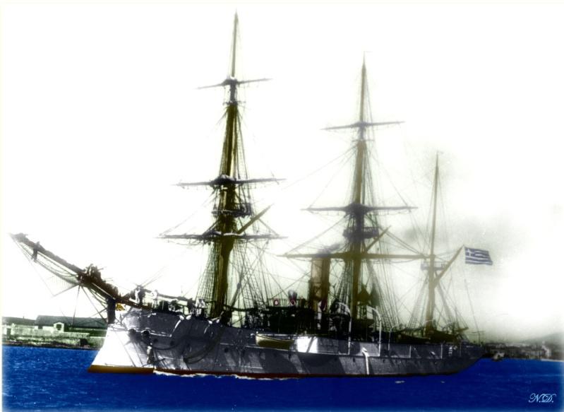 Marine grecque  Navarc10