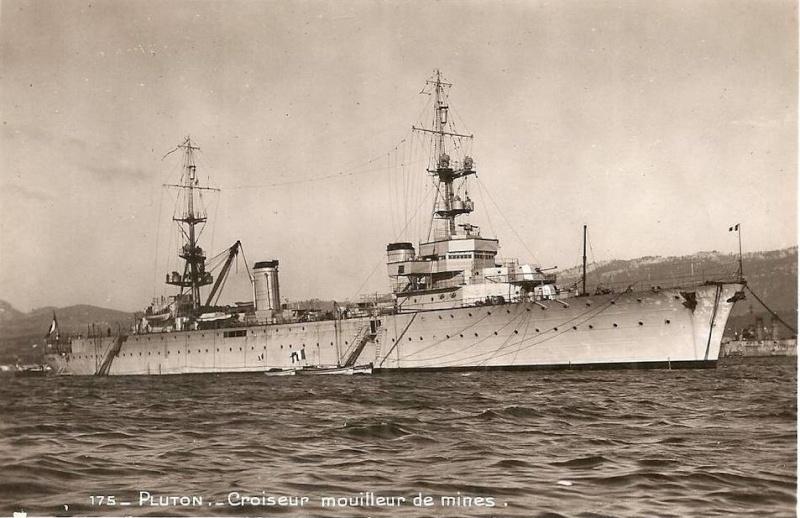 Croiseurs français  - Page 3 Pluton10