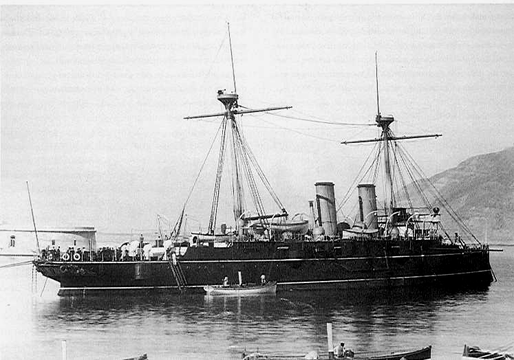 Croiseurs espagnols Reina_10
