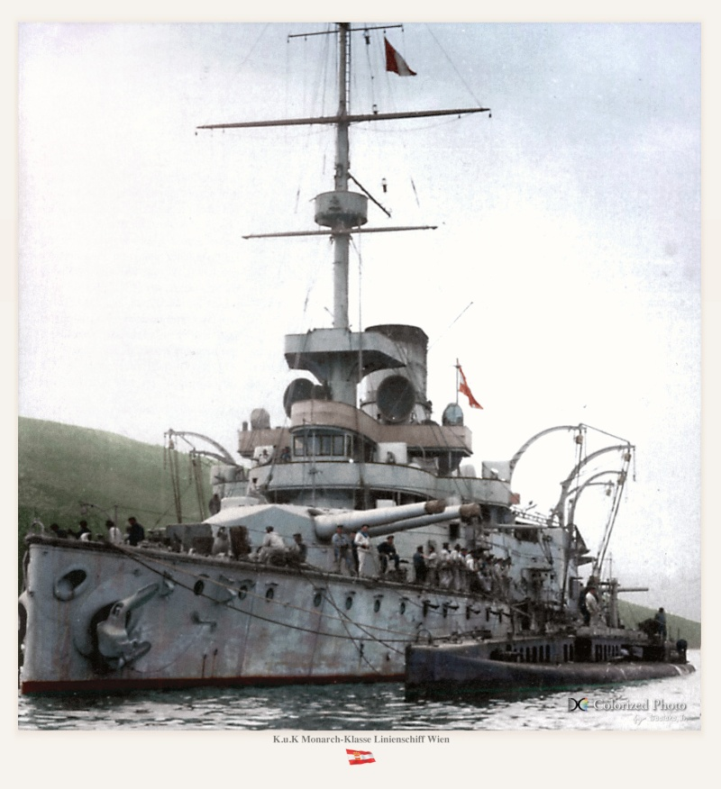 Marine Austro-Hongroise  Wien_311