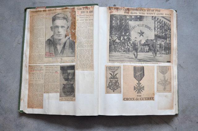 Scrapbook sur la 26th Division Dsc_0714