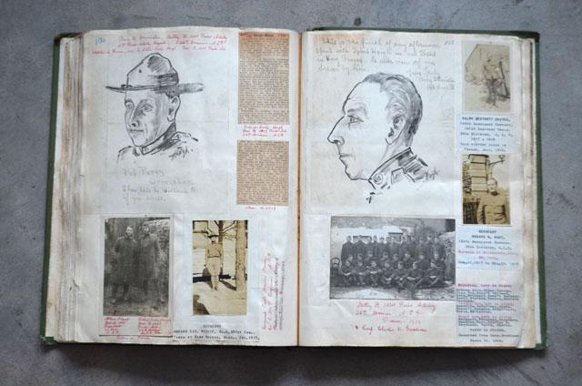 Scrapbook sur la 26th Division Dsc_0716