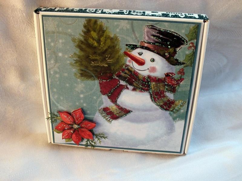18 décembre: boitatou bonhomme de neige Dscf1018