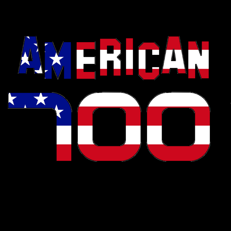 American - American 700 Logo Competition A70011